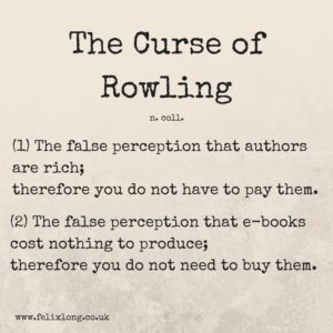 The Curse of Rowling